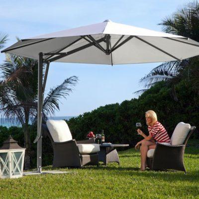 CARAVITA Sonnenschirm Belvedere